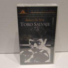 Cine: TORO SALVAJE - ROBERT DE NIRO - PELÍCULA PRECINTADA. Lote 234375930