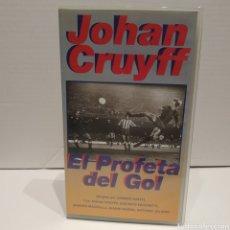 Cine: JOHAN CRUYFF - EL PROFETA DEL GOL. Lote 234970025