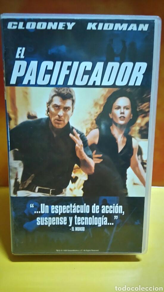 EL PACIFICADOR - VHS (Cine - Películas - VHS)