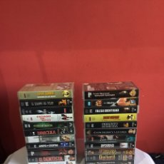 Cine: LOTE DE 22 PELÍCULAS VHS . ORIGINALES. EXCELENTES . VER FOTOS. Lote 236149020
