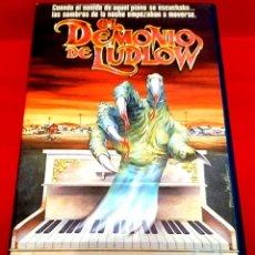 Cine: EL DEMONIO DE LUDLOW (1983) - PAUL VON HAUSEN, STEPHANIE CUSHNA, CAROL PERRY. Lote 236662145