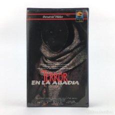 Cine: TERROR EN LA ABADIA / LA MONJA DE MONZA ERIPRANDO VISCONTI DEL CRIMEN ANNE HEYWOOD HARDY KRÜGER VHS. Lote 237804160