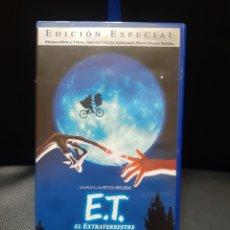 Cine: VHS ET EL EXTRATERRESTRE (EDICIÓN ESPECIAL). Lote 239498020