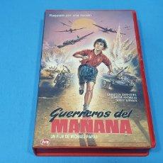 Cine: PELÍCULA VHS - GUERREROS DEL MAÑANA. Lote 239579790