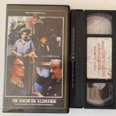 Cinema: UN AMOR EN ALEMANIA VHS. Lote 239586060