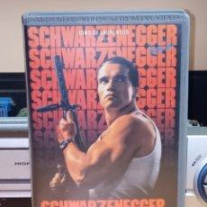 Cinema: SCHWARZENEGGER EJECUTOR VHS. Lote 240509330