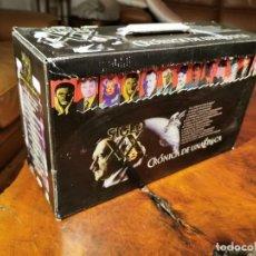 Cine: CRONICA DE UNA EPOCA SIGLO XX CAJA COMPLETA CON 13 VIDEOS VHS - COMO NUEVO. Lote 240969465
