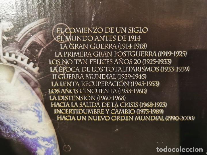 Cine: CRONICA DE UNA EPOCA SIGLO XX CAJA COMPLETA CON 13 VIDEOS VHS - COMO NUEVO - Foto 11 - 240969465