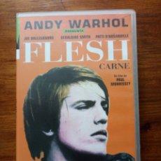 Cine: FLESH (CARNE) ANDY WARHOL. Lote 241666255