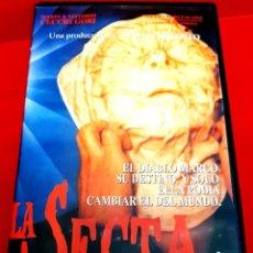 Cine: LA SECTA (1991) - DARIO ARGENTO, TERROR, SECTAS. Lote 241826235