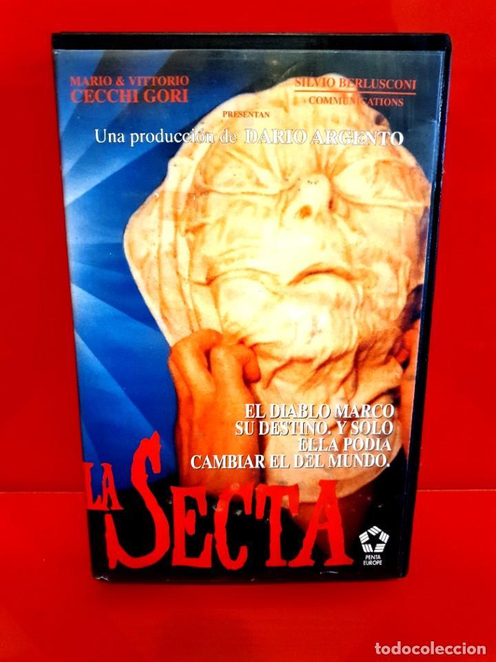 Cine: LA SECTA (1991) - DARIO ARGENTO, Terror, Sectas - Foto 2 - 241826235