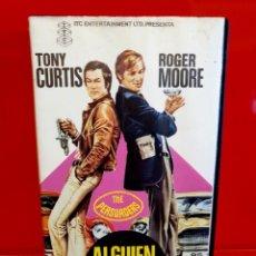 Cine: ALGUIEN COMO YO (1971) - LOS PERSUASORES - TONY CURTIS, ROGER MOORE, LAURENCE NAISMITH. Lote 242010210