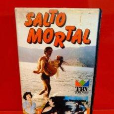 Cine: SALTO MORTAL (1962) - JOSÉ LUIS OZORES, ANTONIO OZORES, DIANA LORYS. Lote 242225505