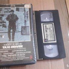 Cine: TAXI DRIVER VHS 1A EDICIÓN VIDEOCLUB. Lote 242402115