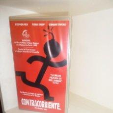 Cine: CONTRACORRIENTE THE BUTCHER BOY - NEIL JORDAN - VHS - DISPONGO DE MAS VHS. Lote 242471310