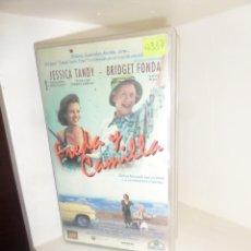Cine: FREDA Y CAMILLA JESSICA TANDY - BRIDGET FONDA - VHS - DISPONGO DE MAS VHS. Lote 242472230
