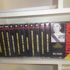 Cine: LA TRANSICION - 13 VHS / COLECCION COMPLETA - DISPONGO DE MAS VHS. Lote 242483940