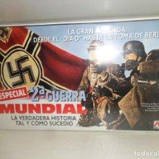 Cine: ESPECIAL 2ª GUERRA MUNDIAL LA VERDADERA HISTORIATAL Y COMO SUCEDIO - 3 VHS - DISPONGO DE MAS VHS. Lote 242486335