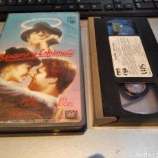 Cine: BESAME Y ESFUMATE (1982) - ROBERT MULLIGAN SALLY FIELD JEFF BRIDGES JAMES CAAN VHS 1ª EDICION. Lote 243926460
