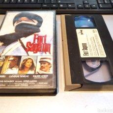 Cine: FORT SAGANN - GERARD DEPARDIEU , CATHERINE DENEUVE - VHS - 1 EDIC. Lote 243927130