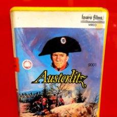 Cine: AUTERLITZ (1960) - CLAUDIA CARDINALE, JACK PALANCE, ORSON WELLES, ROSSANO BRAZZI. Lote 243928825