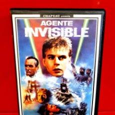 Cine: AGENTE INVISIBLE (1984) - TOM CLEGG - GOSTA EKMAN , DENNIS HOPPER. Lote 243928940