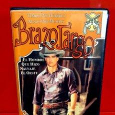 Cine: BRAZO LARGO (1988) - VIRGIL W. VOGEL - 1ª EDICIÓN. Lote 243929000