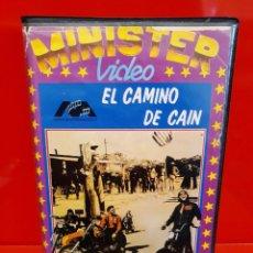 Cine: EL CAMINO DE CAIN (1970) - JOHN CARRADINE, SCOTT BRADY, ROBERT DIX. Lote 243929065