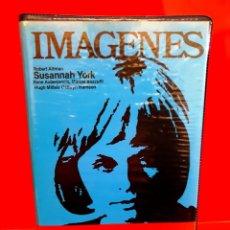 Cine: IMAGENES (1972) - IMAGES - SUSANNAH YORK, HUGH MILLAIS - TERROR/ THRILLER. Lote 243929505