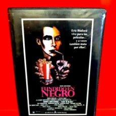 Cine: FUNDIDO A NEGRO (1980) - IRWIN YABLANS - MEDIA DISCO. Lote 243929675