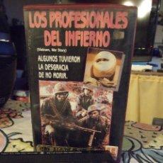 Cine: LOS PROFESIONALES DEL INFIERNO - GEORG STANFORD BROWN - TOM FRIEDLEY , DAVID HARRIS - HG 1988. Lote 243985815