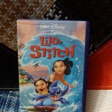 Cine: VHS LILO Y STITCH (WALT DISNEY). Lote 244421220