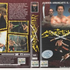 Cine: VHS - SHOOTFIGHTER - BOLO YEUNG - ARTES MARCIALES. Lote 244520820