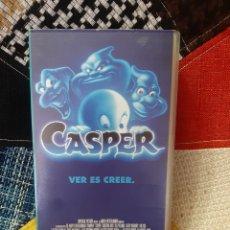 Cine: VHS CASPER, VER ES CREER. Lote 244523350