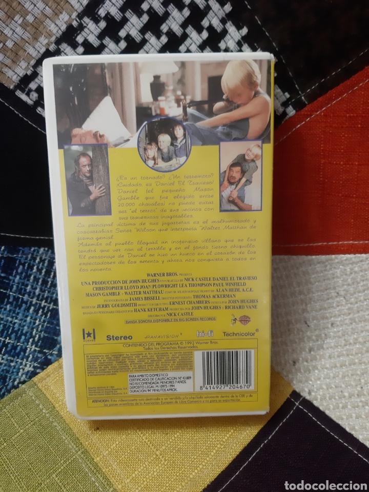 Cine: VHS Daniel el travieso - Foto 2 - 244523560