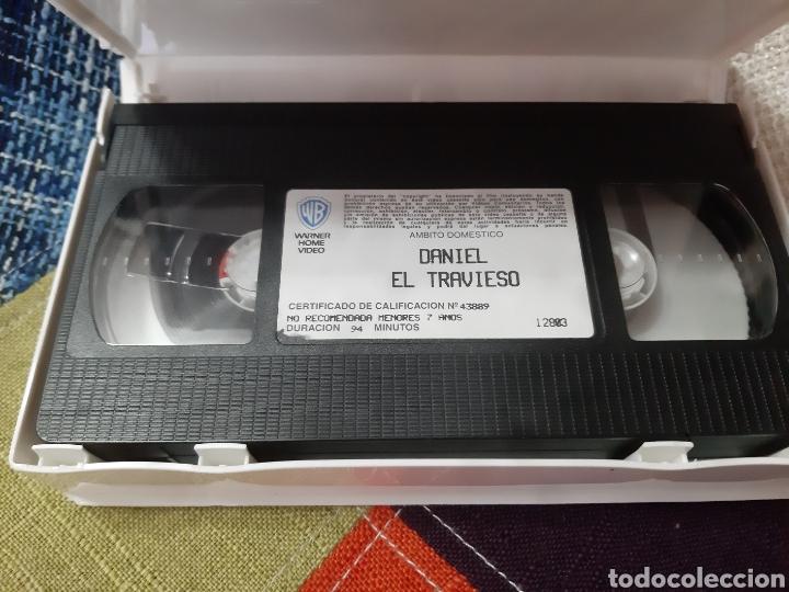 Cine: VHS Daniel el travieso - Foto 4 - 244523560