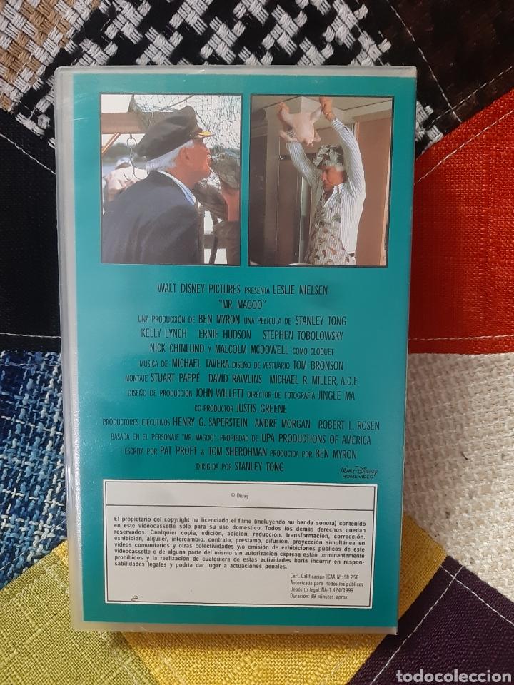 Cine: VHS Mr. Magoo - Foto 2 - 244523725