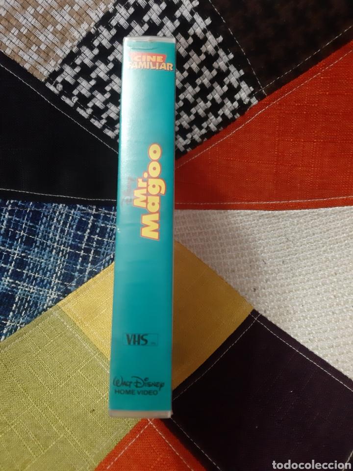 Cine: VHS Mr. Magoo - Foto 3 - 244523725