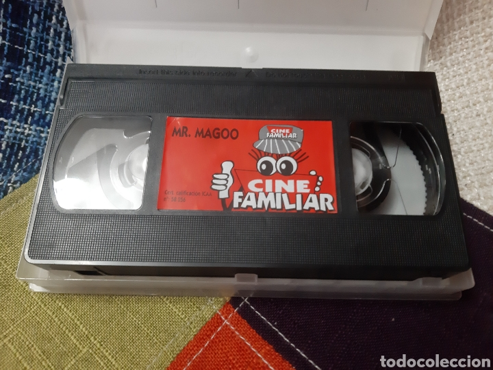 Cine: VHS Mr. Magoo - Foto 4 - 244523725