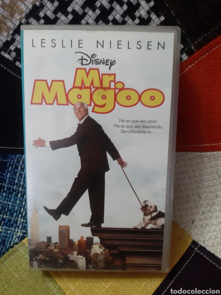 VHS MR. MAGOO (Cine - Películas - VHS)