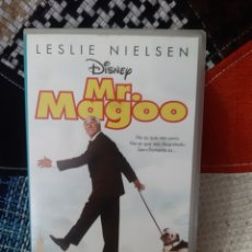 Cine: VHS MR. MAGOO. Lote 244523725