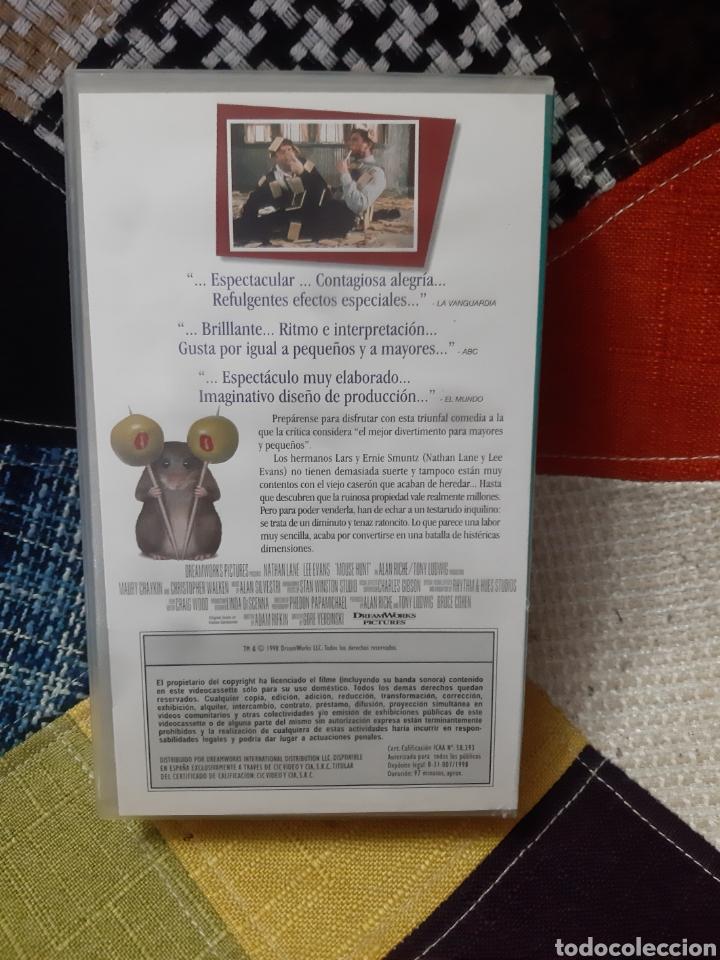 Cine: VHS Un ratoncito duro de roer - Foto 2 - 244523910