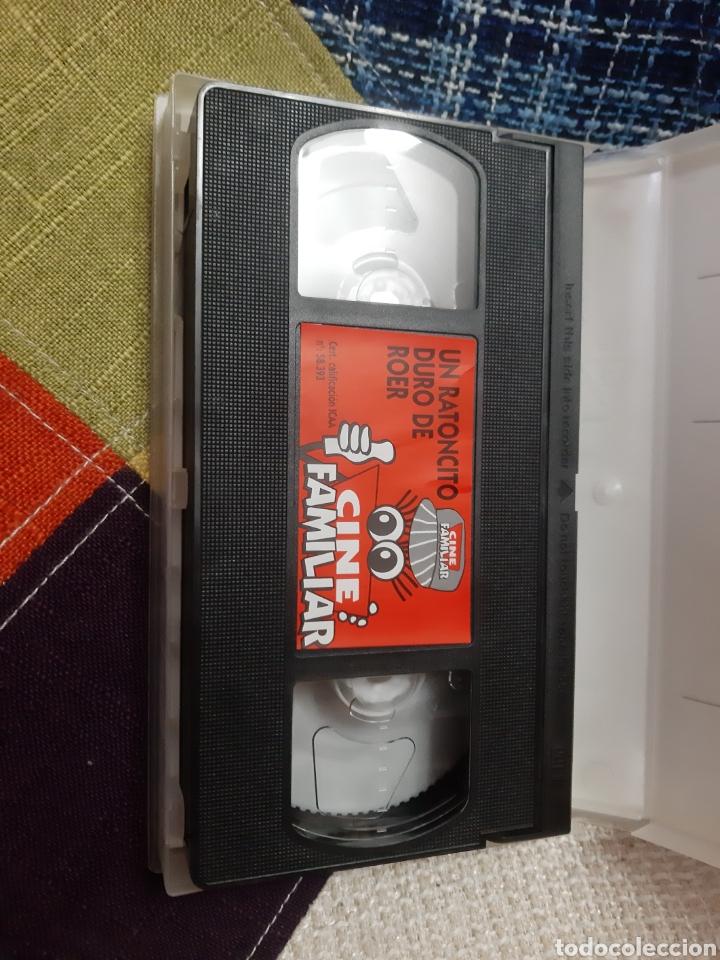 Cine: VHS Un ratoncito duro de roer - Foto 4 - 244523910