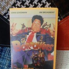 Cine: VHS LOS BORROWERS, UNA GRAN AVENTURA. Lote 244524165