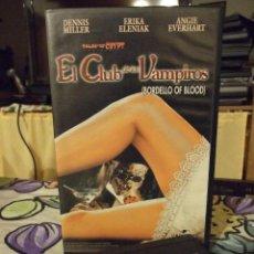Cine: EL CLUB DE LOS VAMPIROS TALES FROM THE CRYPT - DENNIS MILLER , ERIKA ELENIAK - CIC 1998. Lote 244624325