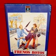 Cine: FRENOS ROTOS LOCOS (1980) - ROBERT ZEMECKIS, STEVEN SPIELBERG, KURT RUSSELL. Lote 244770050