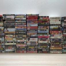 Cine: LOTE 155 VHS PELÍCULAS VARIAS. MUCHAS PRECINTADAS. LA MAYORÍA SIN USO.. Lote 245072965