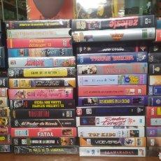 Cinéma: LOTE DE 185 VHS PELÍCULAS VARIADO. Lote 245212920