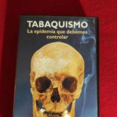 Cine: TABAQUISMO, LA EPIDEMIA QUE DEBEMOS CONTROLAR. Lote 245309975