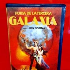 Cine: HUIDA DE LA TERCERA GALAXIA (1981) - SHERRY BUCHANAN, FAUSTO DI BELLA - RARÍSIMA V. ESPAÑA. Lote 245310315
